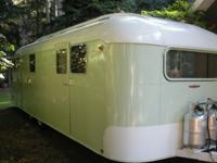 Vintage / Classic Refurbished 1948 Westcraft Sequoia