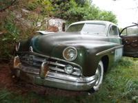 """1949 """"Baby"""" Lincoln 4 Door Sedan - Original - Solid &"""