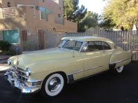 1949 CADILLAC COUPE DeVILLE.    THIS CAR IS FIESTA