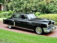 1949 Cadillac Fleetwood. This beauty is extremely