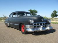 This 1949 Cadillac Series 61 is in running drivable