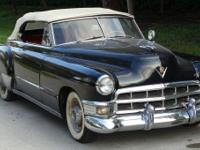 1949 CADILLAC SERIES 62 CONVERTIBLE -THIS IS A 1949