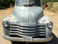 Up for sale is our Chevy pickup truck, all original