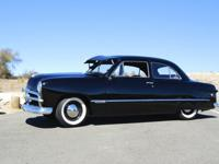 For Sale by Second Owner: 1949 Ford Custom Sedan with