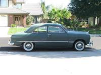 1949 Ford Custom (CA) - $17,500 Exterior: Meadow Green