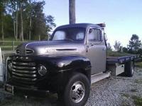 1949 Ford F3 Tilt Deck Hauler available (KY) -