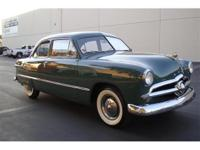 Crevier Classic Cars is pleased to offer this 1949 Ford