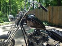 -1949 FL engine with matching belly numbers1950 Panhead
