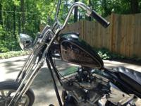 Up for sale is my 1949 Harley Davidson Panhead. Awesome