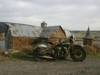 1949 Harley WD-45 Flathead ready for a new home.All