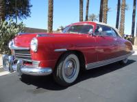 1949 Hudson Super Convertible, this is a very nice
