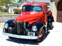 1949 International Harvester KB 1 Short Bed Pickup.