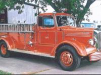 1949 Mack Firetruck for sale (ND) - $15,000 '49 L Model