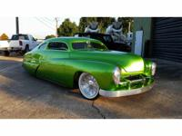 Year : 1949 Make : Mercury Model : Custom Exterior