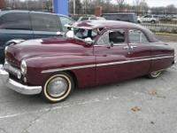 4-door Mercury Sedan with suicide doors. All-Original