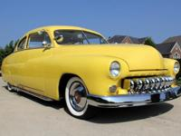 1949 Mercury Other Lead Sled.   Brand New White Vinyl