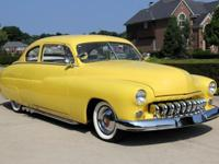 1949 Mercury  Lead Sled.  255ci Flathead V8 Engine Ford