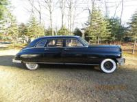 1949 PACKARD SUPER 8 Long Wheel Base Sedan-