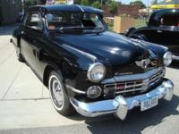 1949 Studebaker Commander 2DR Coupe ..All Original Car