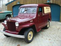 1949 Willys Panel Delivery RWD  RARE 1949 PANEL