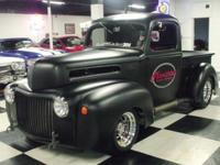 This is a Beautiful 1949 Custom F100 with just 6k miles