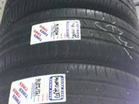 WE HAVE A SET OF 4 GOOD USED 195/55R16 CONTINENTAL