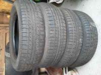 4 - Goodyear Eagle PS2 tires in like new condition. Get