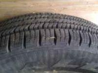 I have 2 tires in almost new condition. Text or call .