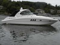 2006 Sea Ray 38 SUNDANCER This freshwater one owner