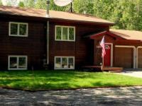 Updated single family home on 2 wooded acres. 3