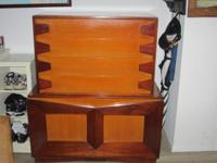 Chest on Chest , mahogany ,seven drawer's Dovetail