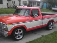 Beautiful and Stunning Chevy Stepside with all original