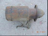 1950 Chevrolet truck starter. Worked fine when it was