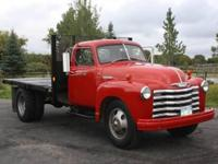 1950 Chevy 6400 Truck for sale (CO) - $20,000. Fire