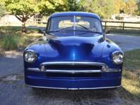 1950 Chevy Sedan--3.8 V6--350 Auto--Front Discs--Fuel