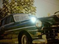 V6 motor y Trasmisines original 3 velocidades prende