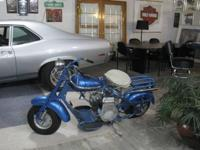1950 Cushman Eagle  Excellent condition MUST see
