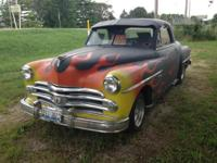 For sale 1950 dodge 2dr wayfair org. 6 with fluid drive