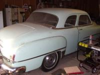 i have a 1950 dodge coupe, in very-very good