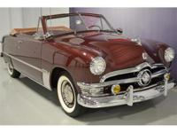 The 1949 Ford was the first all-new product from