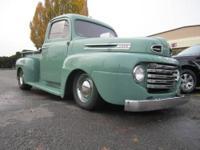 1950 ford crestliner flat head v8 only 8700 made runs