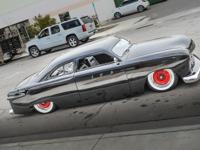 1950 Ford Custom 5.4 Liter. This 1950 Ford has been