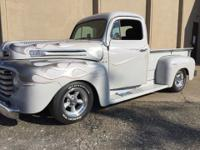 1950 Ford F-1 Pickup (OH) - $34,500 1,800 miles on
