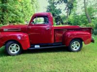 1950 Ford F1 for sale (WA) - $32,900 '50 Ford F1 Pick