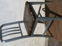 1950 Good Form Aluminum Chair The General Fireproofing