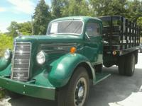 1950 Mack EG Stake Body Stake Body Our Location is: