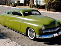 This 1950 Mercury Coupe is very well known worldwide