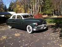 1950 Mercury Sedan for sale (MT) - $24,000 All original