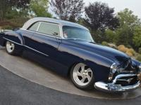1950 Oldsmobile Rocket 88 RARE Holiday Hardtop Coupe