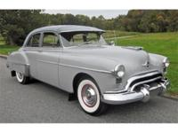 1950 Oldsmobile Rocket 88 Sedan, 37,000 miles, totally